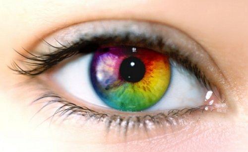combien de couleurs l 39 oeil humain distingue t il encyclop die atypique incompl te. Black Bedroom Furniture Sets. Home Design Ideas